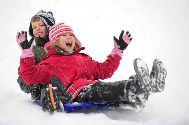 Top 10 Winter Family Activities