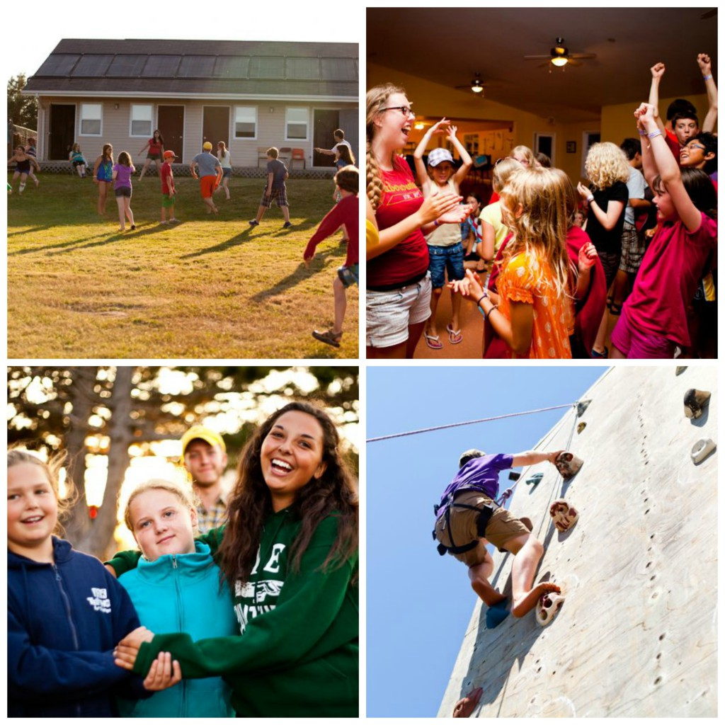Why Camp Collage